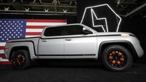 Lordstown Endurance: Una Pick Up eléctrica con 600 CV y autonomía de 400 km.