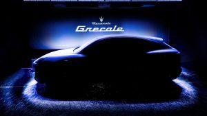 Maserati Grecale: La nueva SUV del tridente.