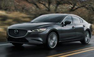 Mazda 6 2021: Pequeños cambios mecánicos y tecnológicos (Actualización marzo 2021)