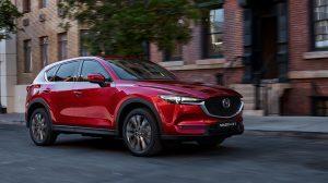 Mazda CX-5 2021: Una SUV exitosa y ahora más equipada.