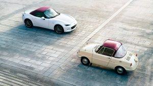 Mazda MX-5 100 aniversario 2021: El descapotable se viste de gala