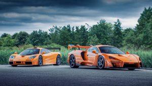 McLaren Senna LM 2021: Para rendirle homenaje al F1 GTR que ganó Le Mans