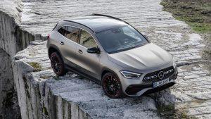 Mercedes-Benz Clase GLA 2021: Una nueva y evolucionada generación