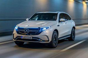 Mercedes-Benz EQC 2021: Una SUV eléctrica muy lujosa