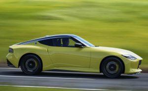 Nissan Z Proto: El sucesor del Nissan 370Z tendrá V6 biturbo y  transmisión manual