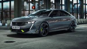Peugeot 508 Sport Engineered 2021: 355 CV de potencia híbrida enchufable