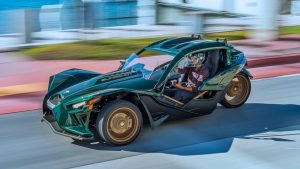 Polaris Slingshot Grand Touring 2020: El interesante carro de tres ruedas se actualiza