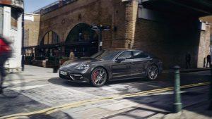 Porsche Panamera Turbo S 2021: Ahora con más poder y mejores cifras