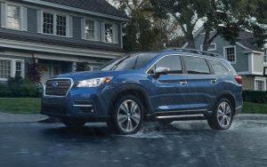 Subaru Ascent 2021: Recibe el reconocimiento Top Safety Pick+ del IIHS