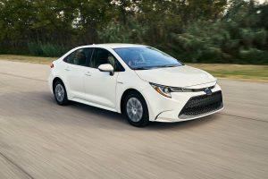 Toyota Corolla Hybrid 2021: Belleza y eficiencia