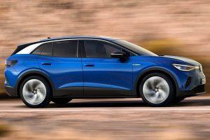Volkswagen ID.4: Una SUV eléctrica con 204 CV y más de 500 km de autonomía