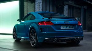 Audi TT 45 TFSI S line competition Plus: Más deportivo