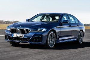 BMW Serie 5 2021: La séptima generación se pone al día.