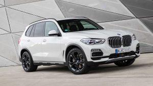 BMW X5 2021: Lujo, confort y poder