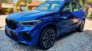 BMW X5 M Competiton 2021 : Deportiva y radical