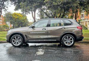BMW X5 xDrive45e 2021:  Un lujoso y confortable híbrido enchufable