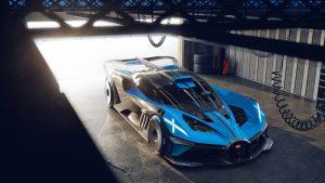 Bugatti Bolide: !! 1850 CV y cifras de locura !!