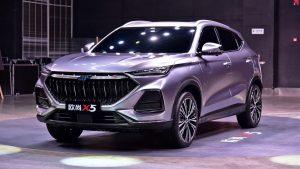 Changan Oshan X5: Una SUV China con diseño, tecnología y conectividad