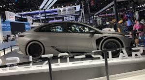 Chery Arrizo Star Concept: Un Arrizo GX con tuning