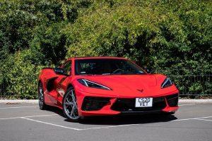 Chevrolet Corvette C8 E-Ray: Híbrido y con tracción en las cuatro ruedas