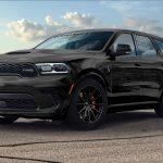 Dodge Durango SRT Hellcat de Hennessey: Con más de 1,000 Hp