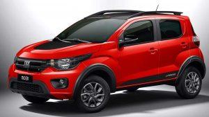 Fiat Mobi Trekking 2021: Una versión aventurera