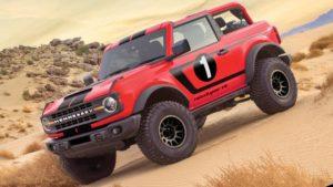 Hennessey Velociraptor V8 Bronco: 750 Hp y cifras maravillosas