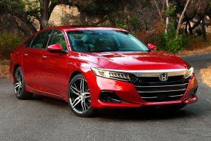 Honda Accord Sedán 2021: Una sutil revisión