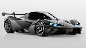KTM X-Bow GTX 2021: Una bestia hasta con 600 Hp y sólo 1.000 kg de peso