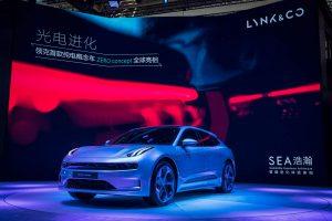 Lynk & Co. ZERO Concept: Un carro chino eléctrico con 700 km de autonomía.