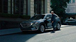 Mazda CX-9 2021: Elegante, lujosa y refinada