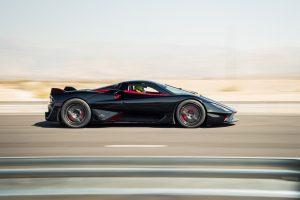 El SSC Tuatara rompe la barrera de los 500 km/h y es el carro más rápido del mundo