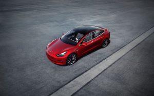 Tesla Model 3 2021: Mayor autonomía y mejores prestaciones.