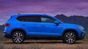 Volkswagen Taos 2022: Presentación oficial de la nueva SUV.