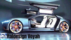 Voyah I-Land Concept: Un espectacular deportivo eléctrico creado por Italdesign