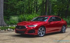 Acura TLX 2021: Una profunda renovación y nuevo motor