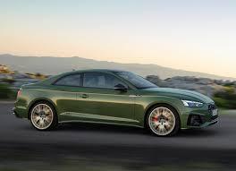 Audi A5 Coupé 2021: Más potente y más deportivo