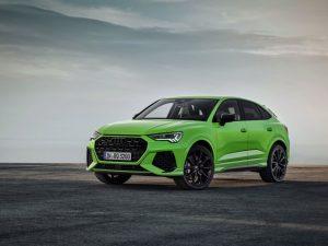 Audi Q3 RS 2021: Lindo diseño, mejores cifras y un manejo memorable.
