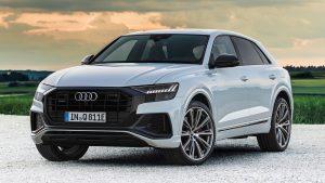 Audi Q8 Plug-in Hybrid 2021: poderoso y eficiente