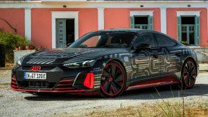 Audi RS e-tron GT: El Audi más potente de la historia será un carro eléctrico