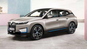 BMW IX: La primer SUV 100% eléctrica de BMW llegará en 2021