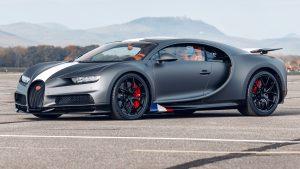 Bugatti Chiron Sport Les Légendes Du Ciel: 20 unidades en honor a la aviación