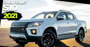 Chevrolet S10 2021: Una nueva actualización