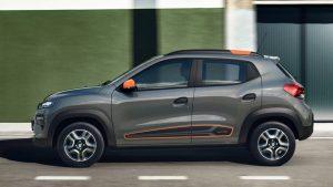 Dacia Spring Electric 2021: El carro eléctrico de bajo precio