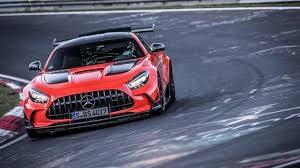 El Mercedes-AMG GT Black Series registró un récord en Nürburgring (Con video)