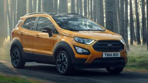 Ford EcoSport Active 2021: La nueva versión más aventurera