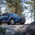 Ford Explorer 2021: Una SUV familiar sin problemas para salir al asfalto