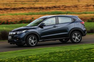 Honda HR-V 2021: Una buena actualización