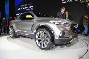Hyundai Santa Cruz 2022: Confirmada para 2021