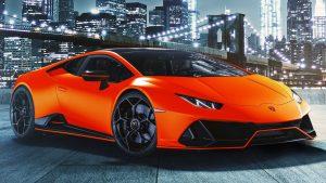 Lamborghini Huracán EVO Fluo Capsule: 5 llamativos colores